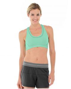 Celeste Sports Bra-XL-Green